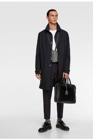 Zara Basic briefcase