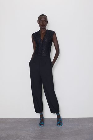 Zara Women Bodysuits - Lace bodysuit