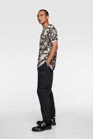 Zara Floral t-shirt