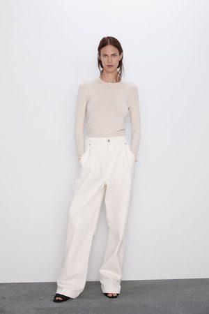 Zara Basic long sleeve sweater