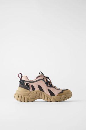 Zara Mountain sneakers