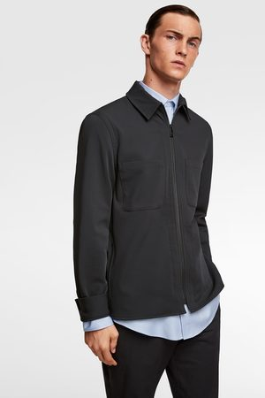 Zara Traveller overshirt