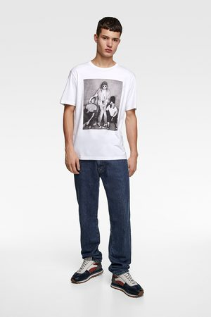 Zara Nirvana © nirvana print t-shirt