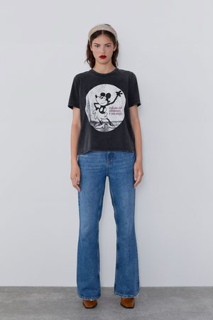 Zara Licensed mickey mouse ©disney t-shirt