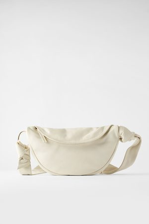 Zara Leather crossbody belt bag
