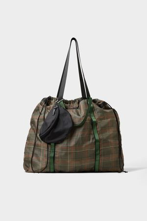 Zara Men Bags - Soft foldable tote bag