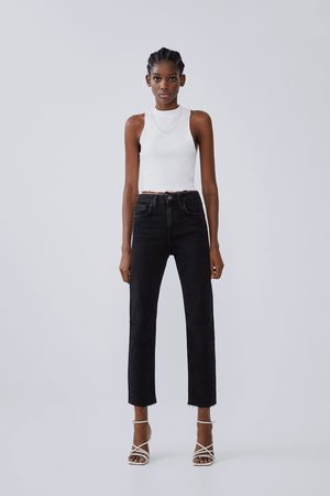 Zara Women Slim - Slim fit hi-rise jeans