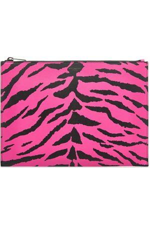 Saint Laurent Zebra Tablet Holder