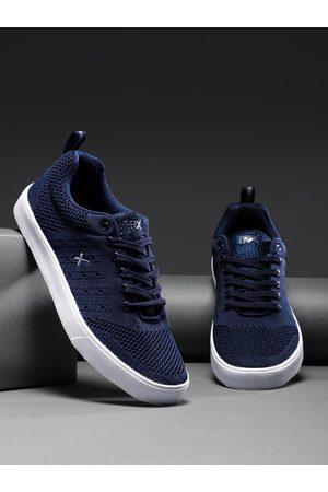 HRX Men Navy Blue Sneakers