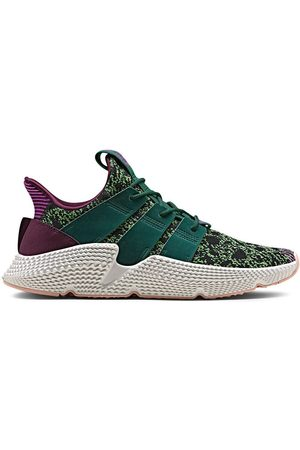 Adidas green and purple prophere dragon ball z cell edition sneakers price in Egypt | Compare Prices