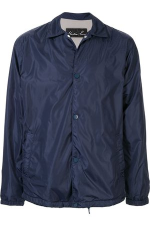 MARTINE ROSE Snap button jacket