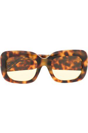 Linda Farrow Tortoise shell sunglasses