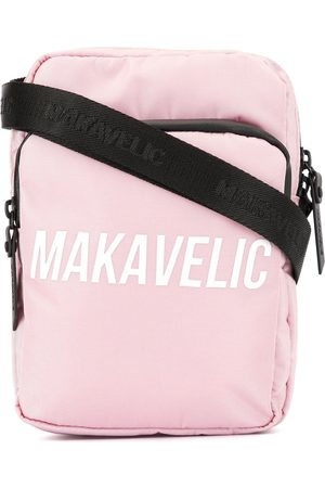 Makavelic Cross-tie pouch bag