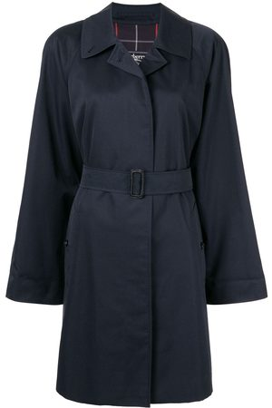 Burberry 1990s belted trench coat