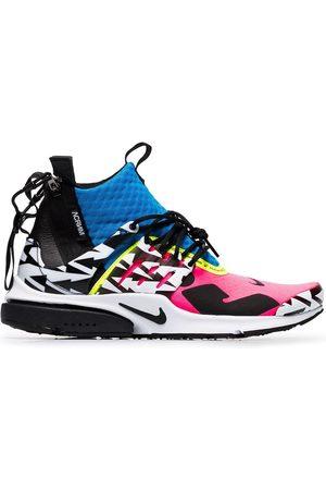 Nike Acronym x Presto leather sneakers