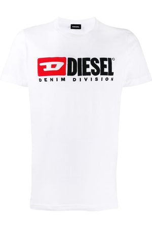 Diesel Men Short Sleeve - Logo T-shirt