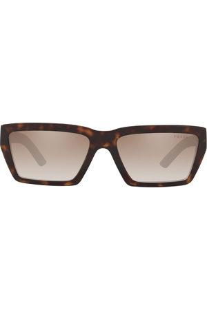 Prada Disguise rectangle sunglasses