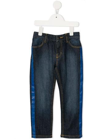 Marc Jacobs Side stripe denim jeans