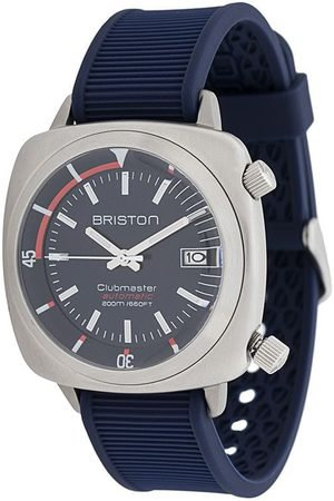 Briston Clubmaster Diver Brushed watch