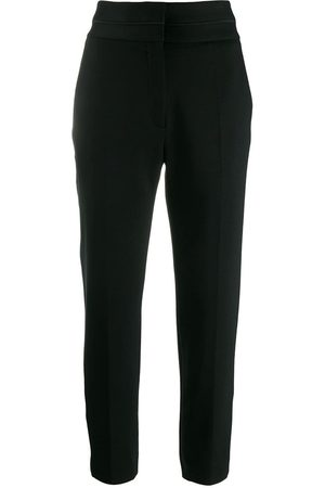 Sandro High-waisted trousers
