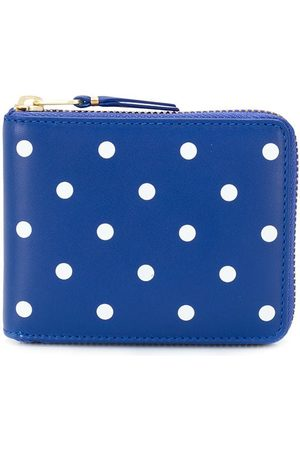 Comme des Garçons Wallets - Dotted pattern wallet
