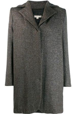 ROMEO GIGLI 1990's structured oversized coat