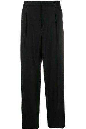 VALENTINO Straight-leg tailored trousers