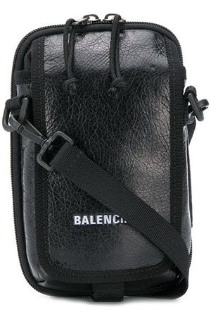 Balenciaga Men Wallets - Explorer crossbody pouch