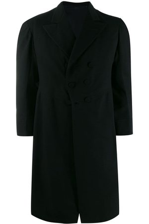 A.N.G.E.L.O. Vintage Cult 1920's knee-length double breasted coat