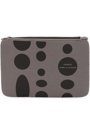 Comme des Garçons Comme des Garçons x Côte&Ciel polka dot iPad case