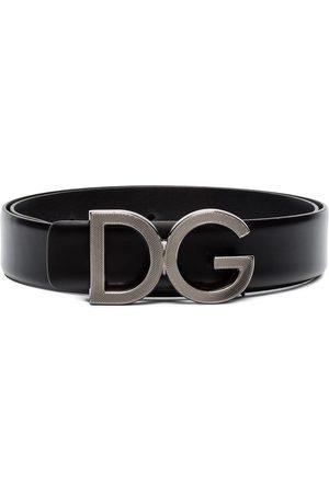 Dolce & Gabbana Men Belts - Logo plaque belt