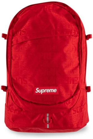 Supreme SS19 logo backpack