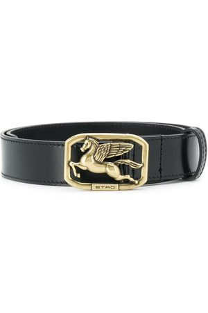 Etro Pegasus slim belt