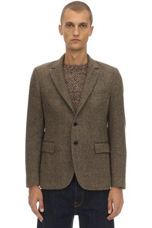 MP MASSIMO PIOMBO Virgin Wool Jacket