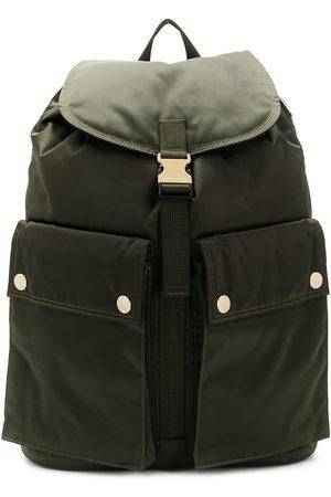 PORTER-YOSHIDA & CO Olive Nylon PORTER Back Pack