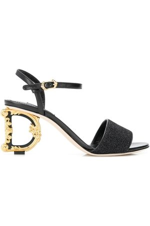 Dolce & Gabbana Women Sandals - DG heel sandals