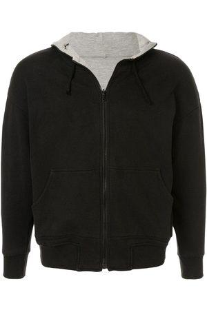 Issey Miyake 1980's Sports Line reversible zipped hoodie