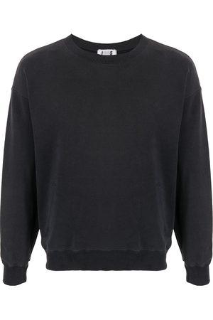 Issey Miyake 1980's Sports Line logo sweatshirt
