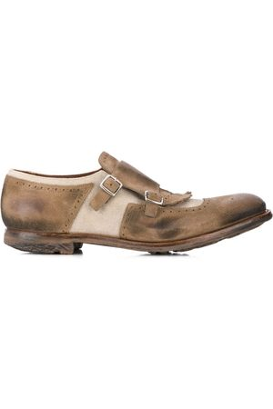Church's Distressed loafers