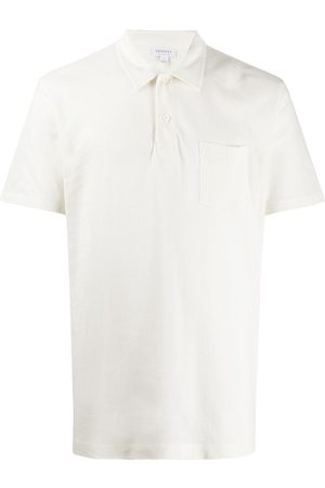 Sunspel Men Polo Shirts - Rivieria polo shirt