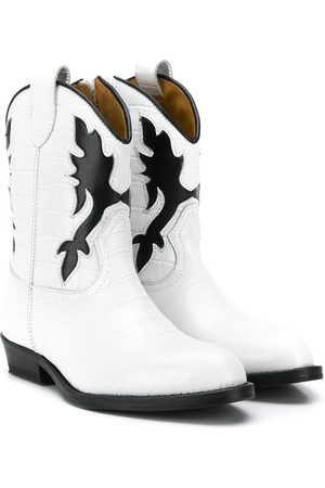 GALLUCCI Western ankle boots