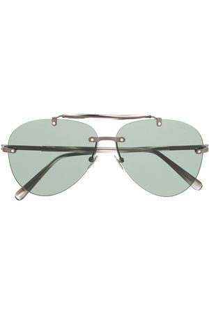 BRIONI Tinted aviator sunglasses