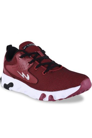 Campus Men Red BOLD Mesh Running Shoes