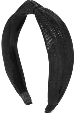 PRITA Black Solid Hairband