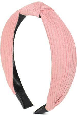 PRITA Women Hair Accessories - Women Pink Knot Detail Hairband