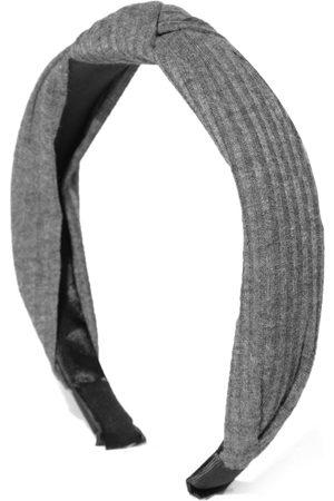 PRITA Grey Solid Hairband