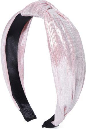 PRITA Women Pink Knot Detail Hairband