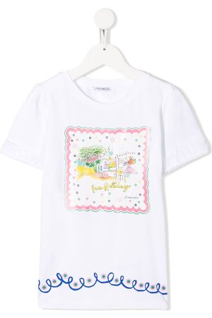 Simonetta Graphic print T-shirt