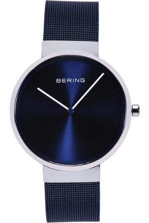 Bering Women Classic Blue Sapphire Crystal Analogue Watch 14531-307