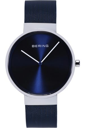 Bering Men Classic Blue Sapphire Crystal Analogue Watch 14539-307